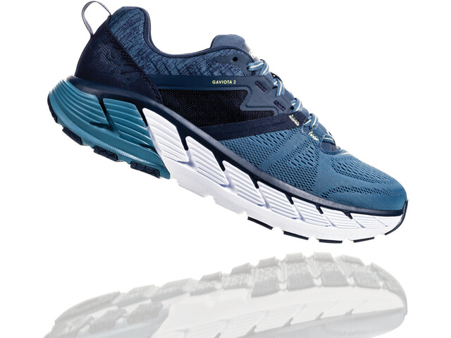 new arrival 22f57 1c74b Hoka One One Gaviota 2 Running Shoes Men moonlight ocean/aegean blue
